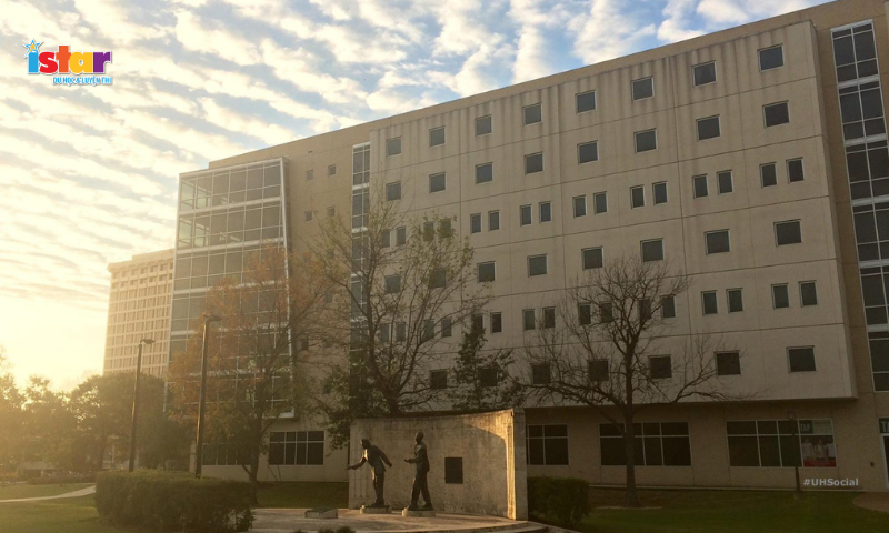 Khuôn viên University of Houston