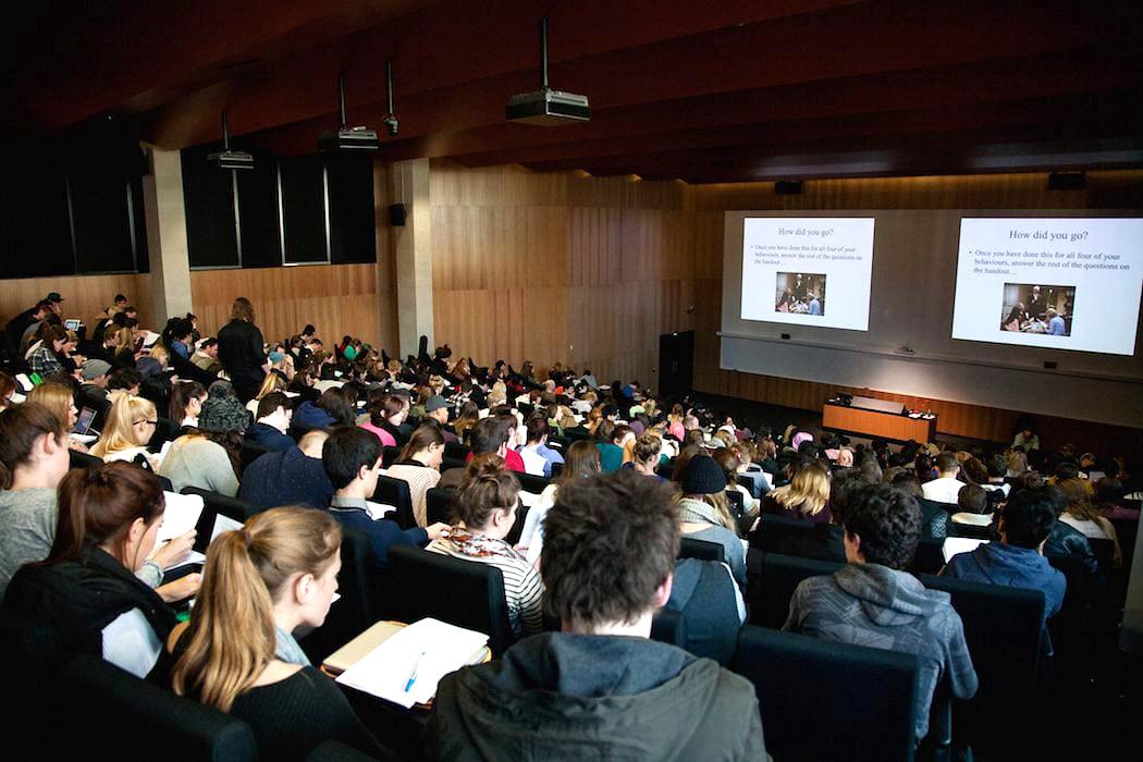Buổi học của sinh viên Adelaide